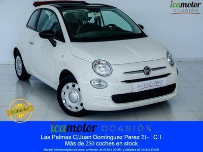 usado Fiat 500C Pop 1.2 8v 51KW (69 CV)