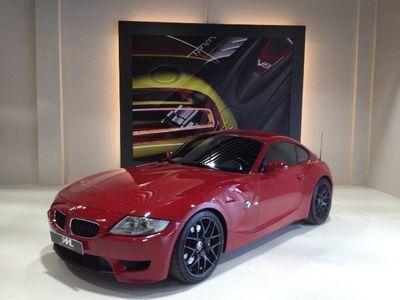 usado BMW Z4 M Coupe NACIONAL CON LIBRO DE REVISIONES.