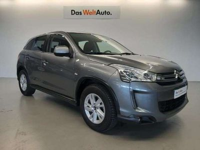 usado Citroën C4 Aircross 1.6HDI S&S Exclusive 2WD 115