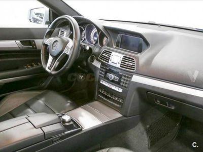 usado Mercedes E250 Clase E CoupeCdi 2p. -14