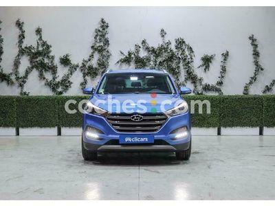 usado Hyundai Tucson 1.7crdi Bd Tecno Dt 4x2 141 141 cv