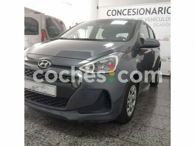 usado Hyundai i10 I101.0 Mpi Go 66 cv en Palmas, Las