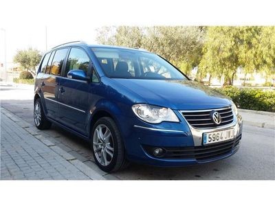 usado VW Touran 2.0TDI Highline DSG 170