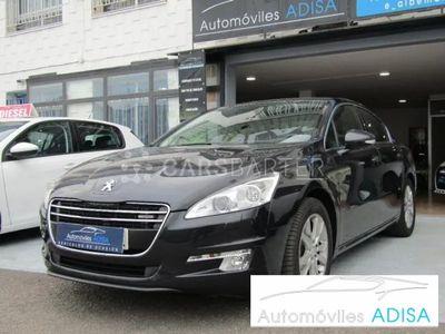 usado Peugeot 508 4p Allure 2.0 HDi HYbrid4 200 CV