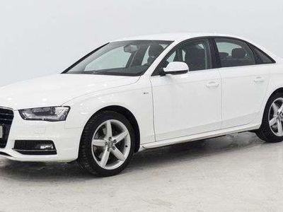 usado Audi A4 2.0 TDI clean diesel 150CV