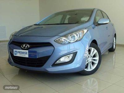 usado Hyundai i30 1.6 CRDi 110CV Tecno S