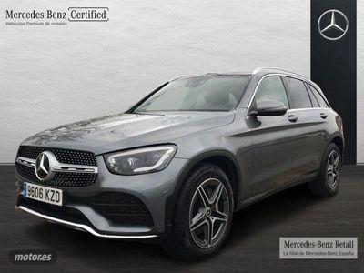 usado Mercedes 200 GLCd 4M SUV