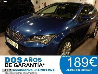 usado Seat Leon ST 150 DSG-6 S&S STYLE*AUT, NAV, TECHO, 189€/M*