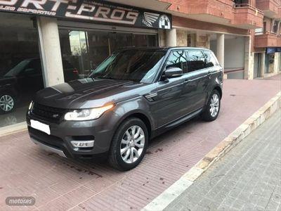 usado Land Rover Range Rover Sport 3.0TDV6 HSE Aut.-IMPECABLE-GARANTIA-