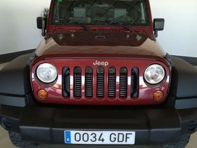 gebraucht Jeep Wrangler 2.8CRD Sport
