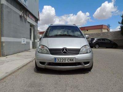 usado Mercedes Vaneo 1.7CDI Trend 91
