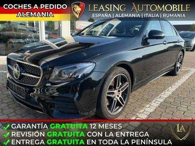 usado Mercedes E43 AMG AMG 4Matic 9G-Tronic