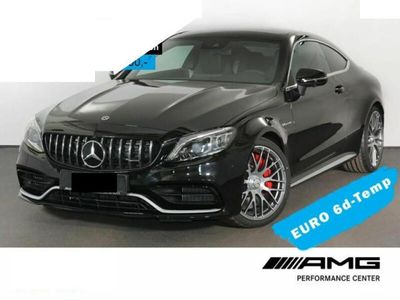 usado Mercedes C63 AMG AMG S Coupé Drivers Package*Comand*Distronic*