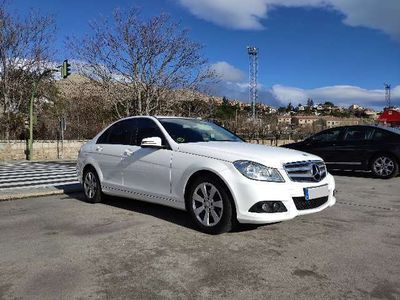 usado Mercedes C200 CDI BE Elegance
