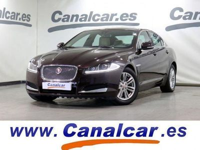 usado Jaguar XF 2.2 D Luxury 200CV