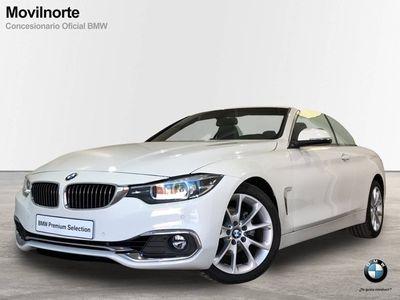 usado BMW 420 Serie 4 i Cabrio
