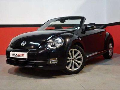 usado VW Beetle Cabrio 2.0TDI Design 81kW