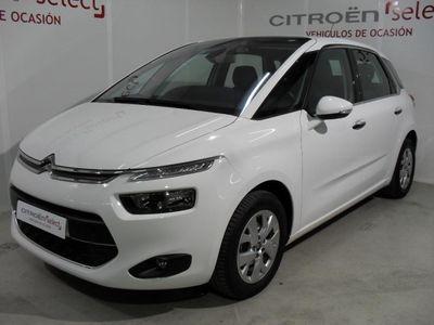 brugt Citroën C4 Picasso 1.6e-hdi Intensive Etg6 115