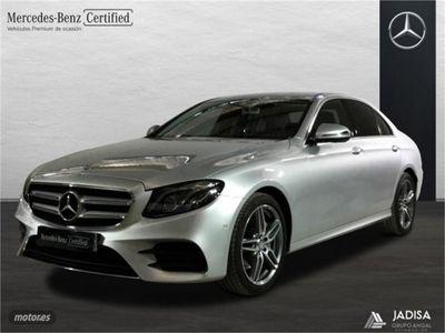 brugt Mercedes E220 9G-Tronic 194