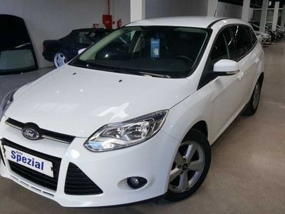 used Ford Focus 1.6 Tdci 109cv Trend