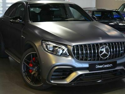 usado Mercedes S63 AMG Clase GLC CoupéAMG 4Matic+ Speedshift MCT 9G