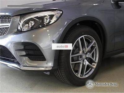 """usado Mercedes GLC220 Coupé d 4Matic, AMG, Bi-xenon, Cámara, NAV, 19"""""""