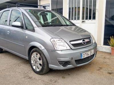 gebraucht Opel Meriva 1.7CDTi Cosmo