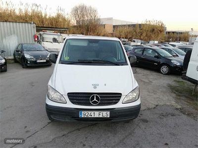 gebraucht Mercedes Vito 109 CDI Mixto Compacta