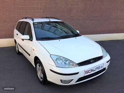 usado Ford Focus 1.8 TDdi Ambiente Wagon