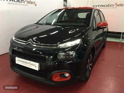 brugt Citroën C3 BlueHDi 55KW (75CV) S&S FEEL