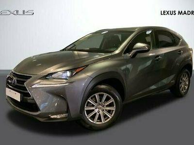 usado Lexus NX300h Corporate 2WD + Navibox 145 kW (197 CV)
