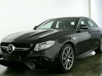 usado Mercedes E63 AMG 4Matic+ 9G-Tronic