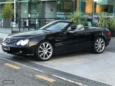 second-hand Mercedes SL500 Aut. FACTURAS DE TODOS LOS MANTENIMIENTOS