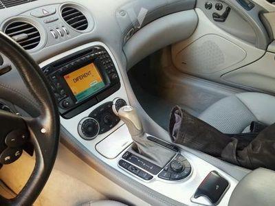 usado Mercedes SL55 AMG Clase SLAMG -02