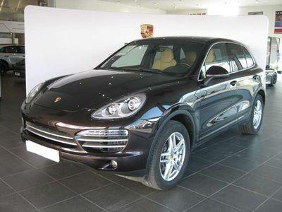 usado Porsche Cayenne 3.0 TD Platinum Edition Tiptronic