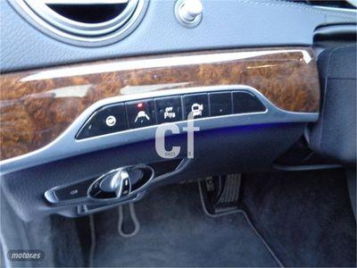 usado Mercedes S350 Clase SBluetec 4matic L 4p. -14