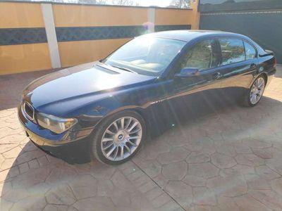 usado BMW 760 Serie 7 E65 E66