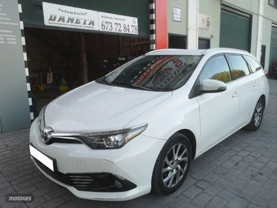usado Toyota Auris 1.6 115D Advance Touring Sports