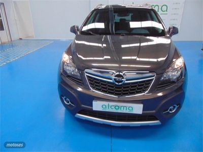 usado Opel Mokka 1.6 CDTi 4X2 Excellence Auto