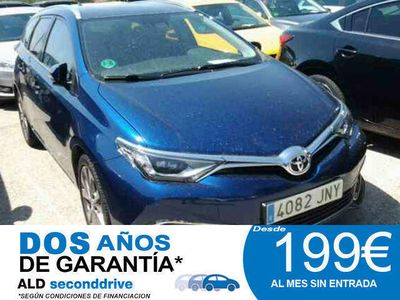 used Toyota Auris 1.6 115D Advance Touring Sports