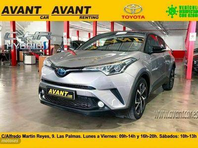 usado Toyota C-HR 1.8 125H Style Plus