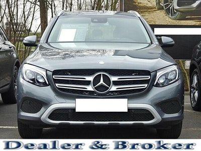 usado Mercedes GLC220 d 4M, NAVI, PTS, A BAJO COSTE CON DTO. CASHBACK