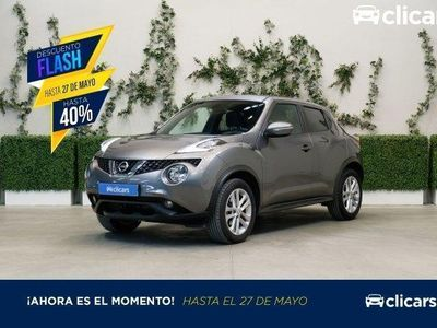 used Nissan Juke G EU6 86 kW (117 CV) XTRONIC N-CONNECTA