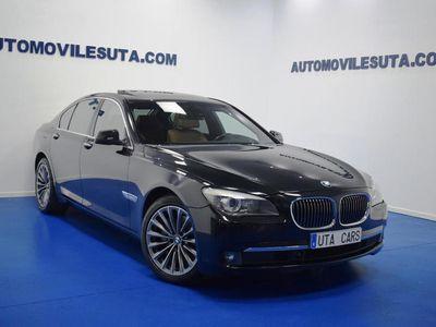 usado BMW 730 Serie 7 F01/F02 Diesel DISTRONIC SOFTCLOSE XENON
