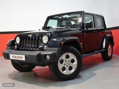 gebraucht Jeep Wrangler 2.8 CRD Sahara Auto