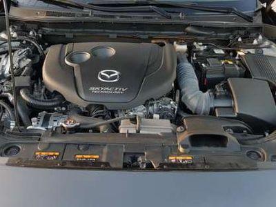 usado Mazda 6 W. 2.2DE Lux. Prem.White(Navi) 110kW Luxury Pre