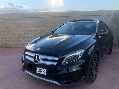 usado Mercedes GLA220 dAMG Line 7G-DCT