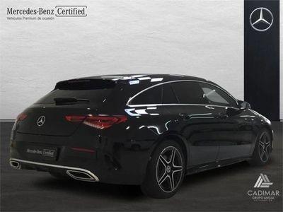 usado Mercedes CLA180 Shooting Brake Clase CLA 100 kW (136 CV)
