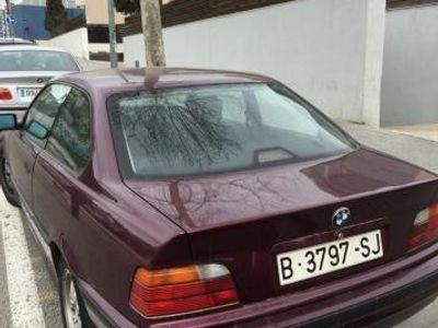 usado BMW 316 Compact Serie 3 I AUTO -96