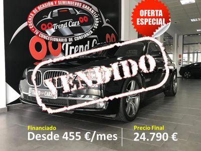 usado BMW 750 Serie 7 F01/F02 xDrive
